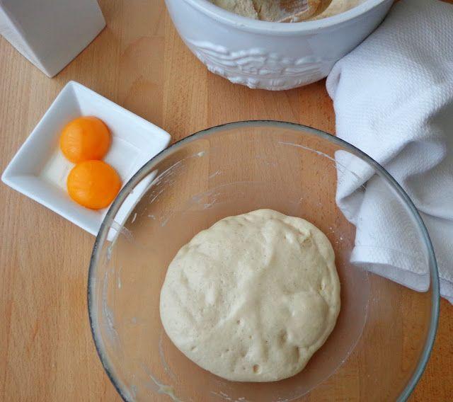 Rozczyn drożdżowy po 30 minutach
