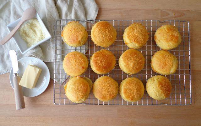Przepis na bułeczki śniadaniowe z pecorino