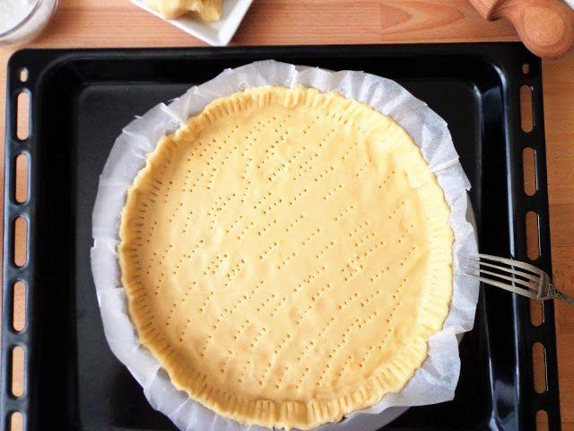 Przepis na idealne kruche ciasto