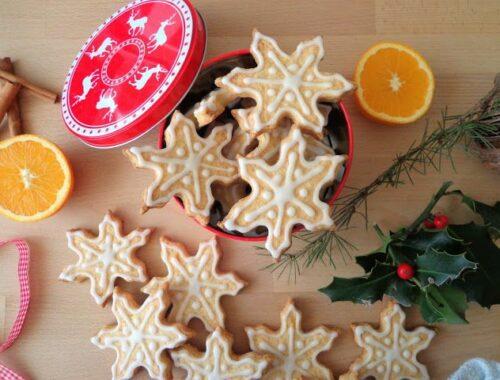 Przepis na pomarańczowe ciasteczka