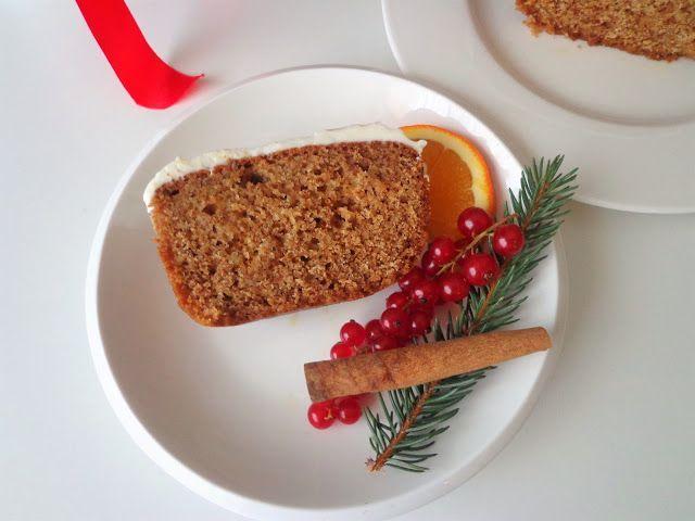 Wigilijne ciasto miodowe