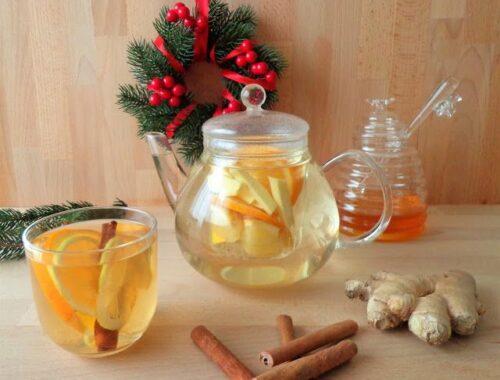 Zimowe herbaty na rozgrzanie