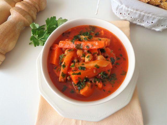Zupa ze strączkami