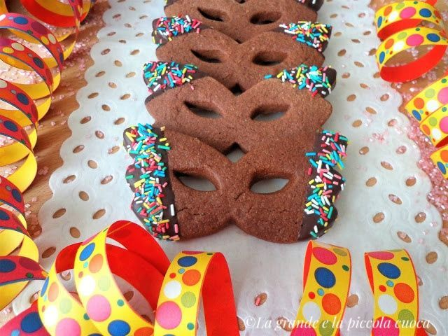 Przepis na ciasteczka maseczki