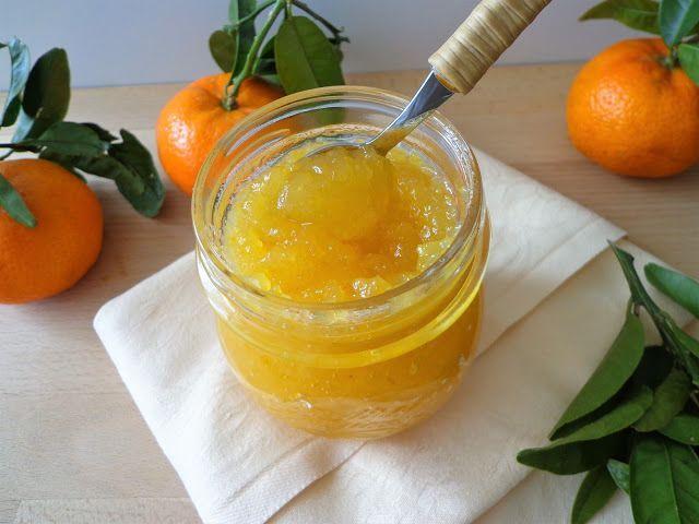 Domowa marmolada pomarańczowa