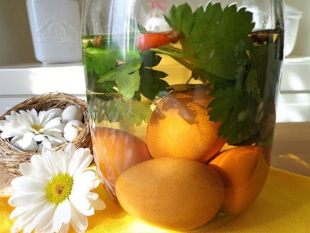 Marynowane jajka w przyprawach