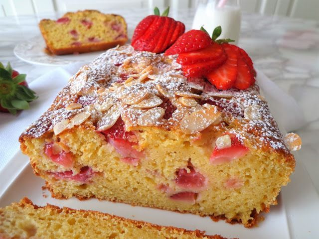 Przepis na ciasto z truskawkami