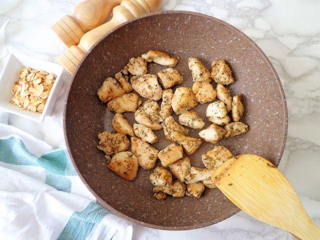 Przepis na kurczaka z ziolami