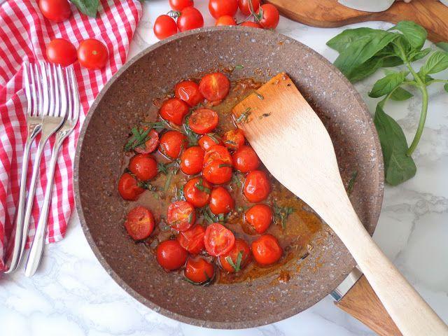 Pomidorki z ziolami
