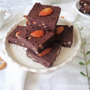 Domowe czekoladki z migdałami