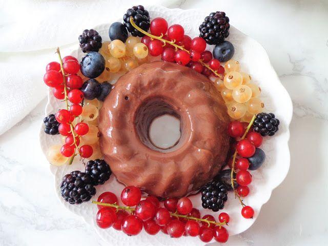 Przepis na budyń czekoladowy