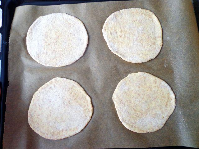 Przepis na placki chlebowe