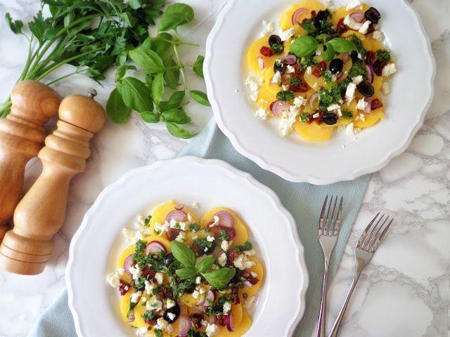 Przepis na sałatke ziemniaczana