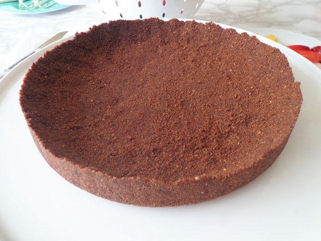 Tarta z ciasteczek bez pieczenia