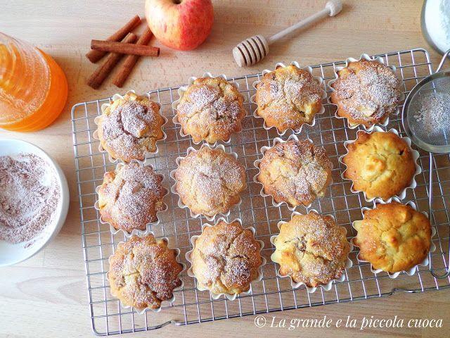 Przepis na babeczki z jablkami