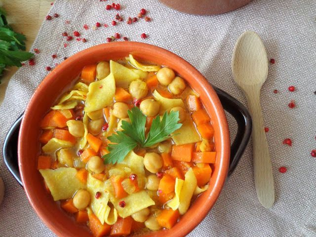 Przepis na zupe z łazankami