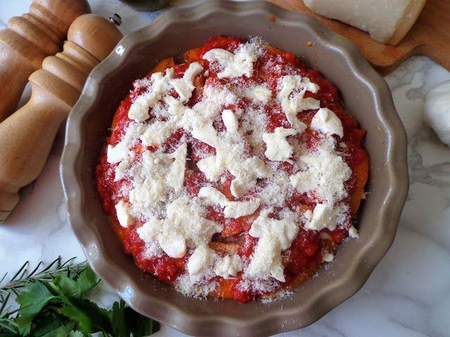 Dynia w pomidorach