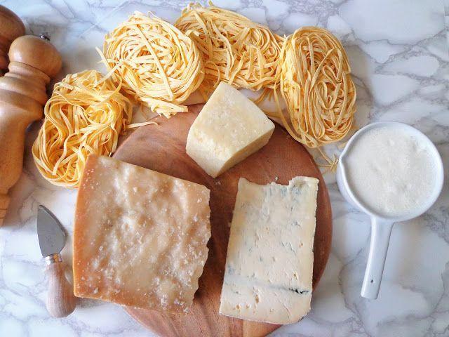 Przepis na sos serowy