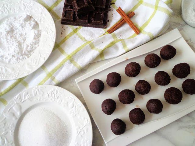 Ciasteczka czekoladowe z cynamonem