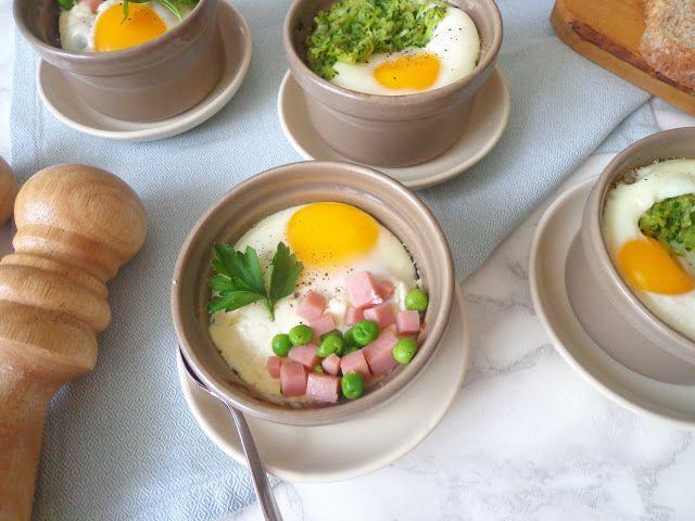 Wielkanocne jajka zapiekane