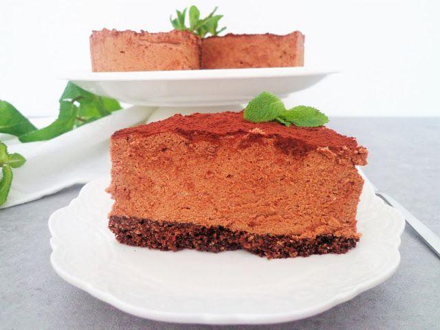 Przepis na tort mus czekoladowy
