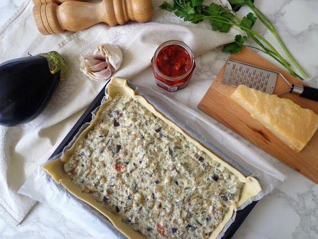 Wytrawna tarta na francuskim ciescie