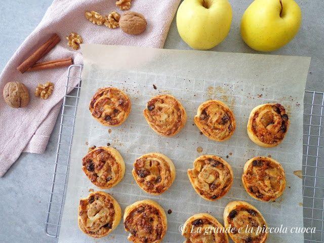 Przepis na ślimaczki z jabłkiem