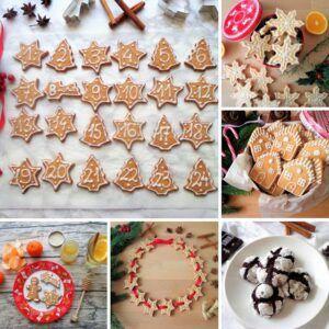 Ciasteczka do Kalendarza Adwentowego