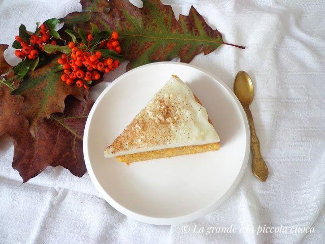 Ciasto marchewkowe z migdałami