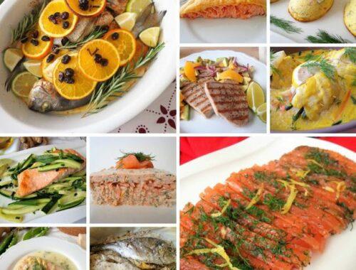 10 dań rybnych na Wigilię