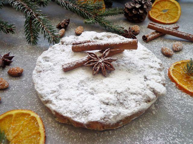 Panforte ciasto z Sieny