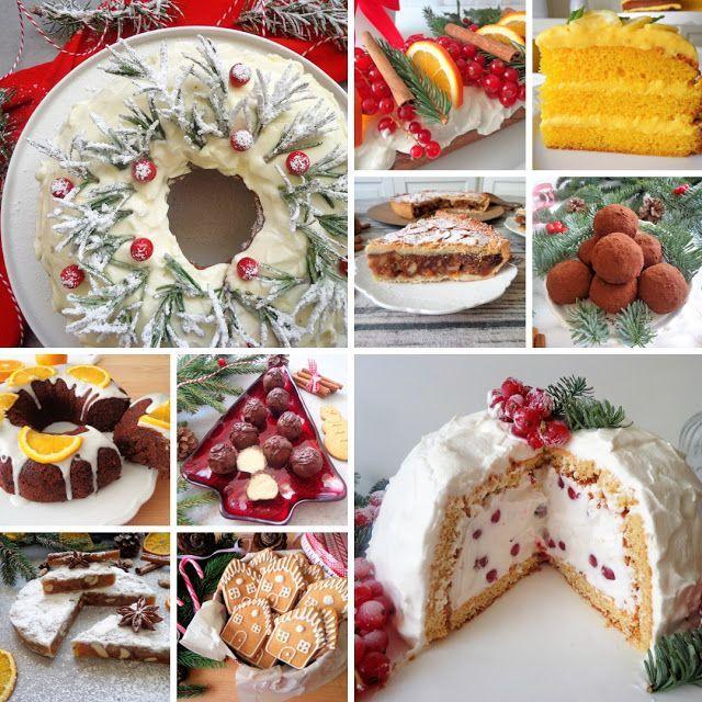 30 przepisów na świąteczne słodkości