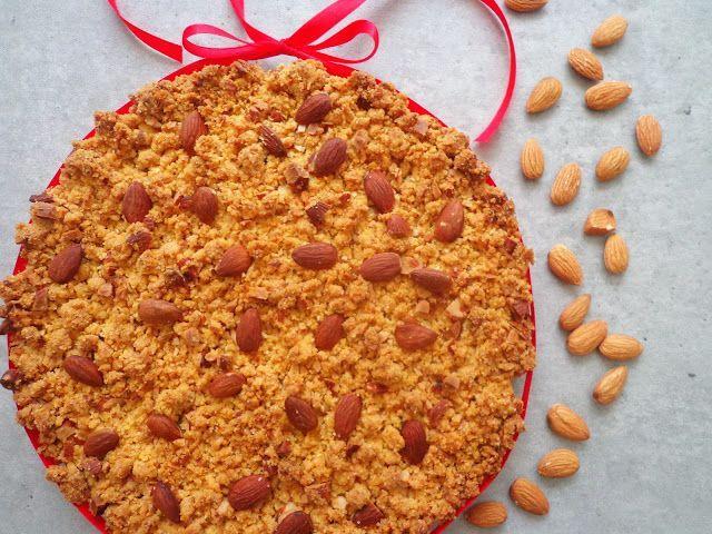 """Włoskie ciasto """"Sbrisolona"""" z Mantova"""