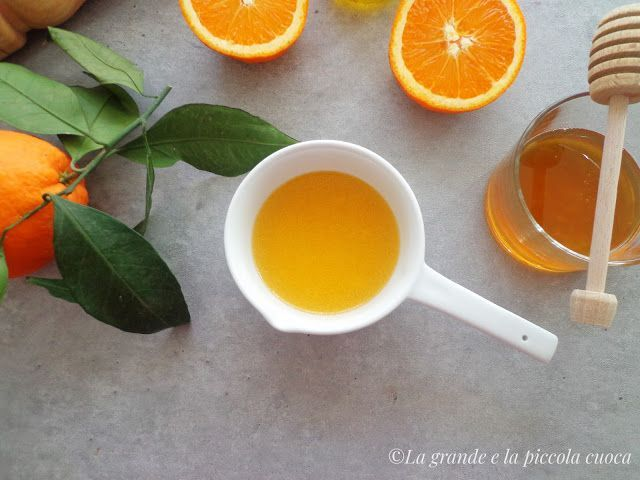Przepis na dressing pomarańczowy