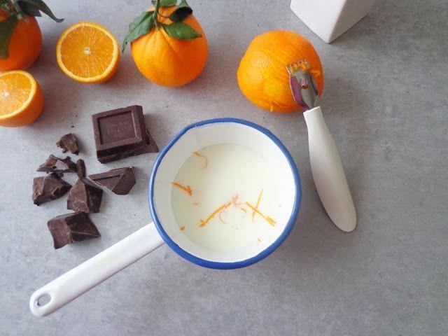 Przepis na czekoladę pomarańczowa