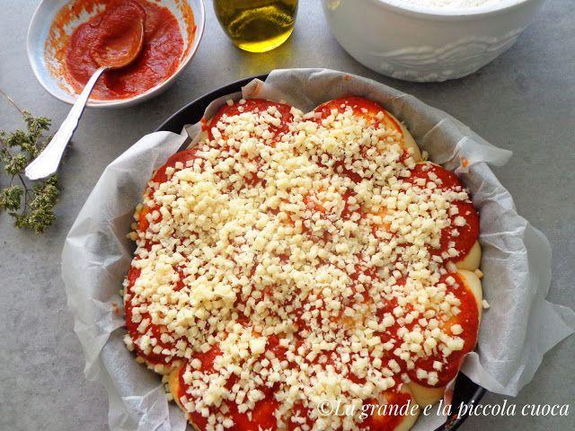 Bułeczki z serem mozzarella