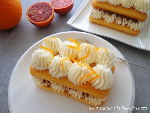 Przepis na pomarańczowe tiramisu