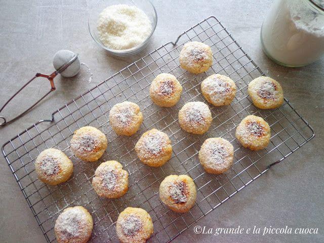 Przepis na kokosowe ciasteczka