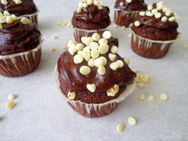 Muffiny mega czekoladowe