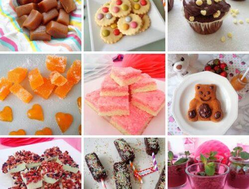 Słodkości na przyjęcia dla najmłodszych