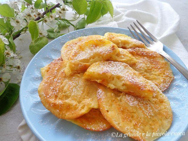 Przepis na pieczone placuszki z jabłkiem