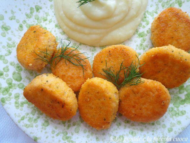 Przepis na rybne pulpeciki z łososia i ziemniaków