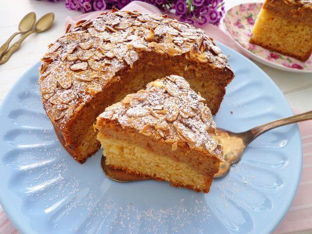 Ciasto z kremem z amaretto i ricotty