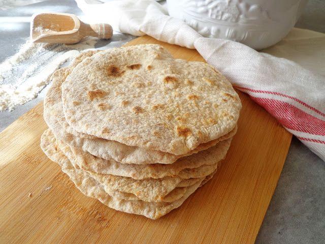 Domowe tortille
