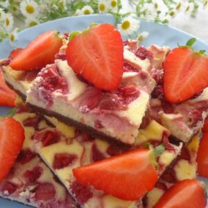 Cheesecake z truskawkami
