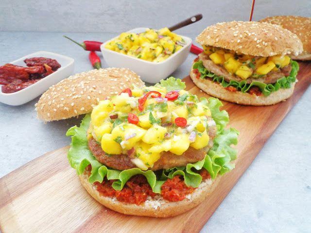 Hamburger wołowo-wieprzowy
