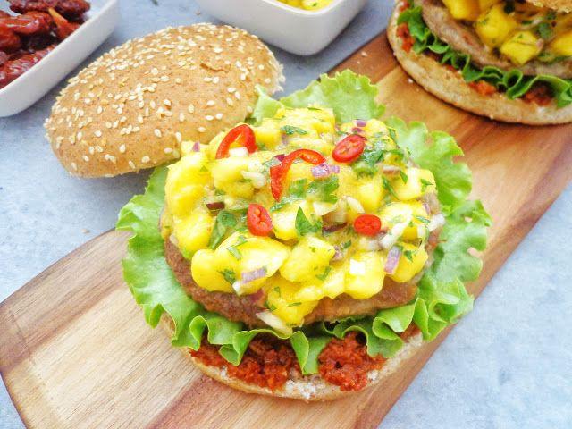 Przepis na hamburger wołowo-wieprzowy
