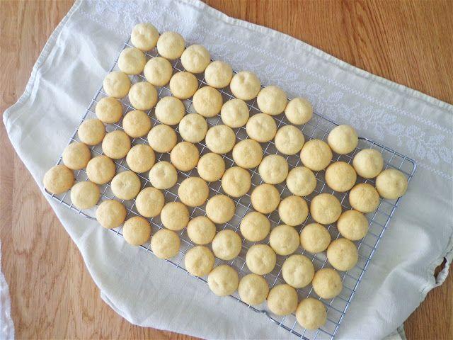 Przepis na ciasteczka baci di dama