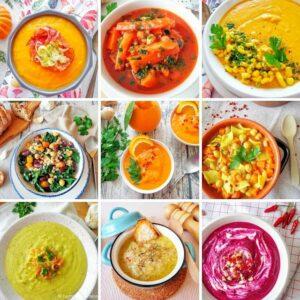 Przepisy na rozgrzewające i sycące zupy
