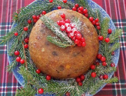 Świąteczny pudding